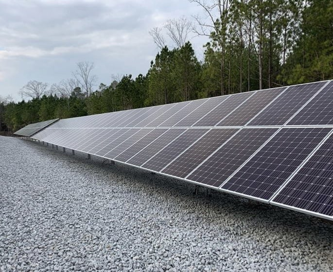 solar panels renewable energy
